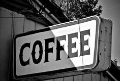 coffee-uithangbord